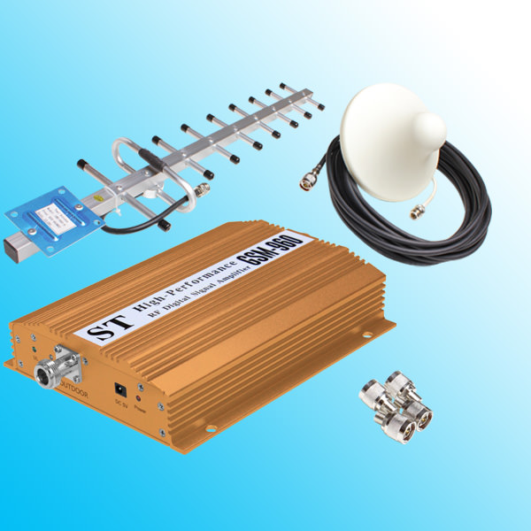 St960 Amp Agc Gsm Signal Booster Cell Phone Signal Amplifier