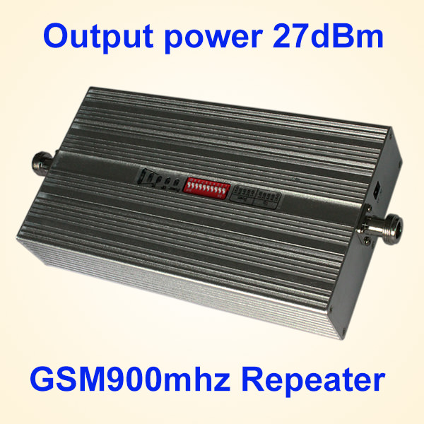 GSM900mhz Repeater 27dBm MGC